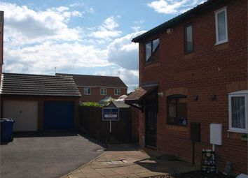 Thumbnail 2 bedroom semi-detached house to rent in Torrance Close, Branston, Burton-On-Trent, Staffordshire