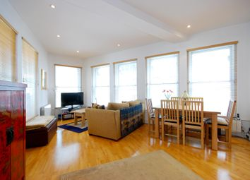 Thumbnail 1 bed flat to rent in Poppins Court, London