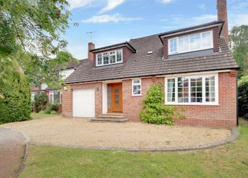 Thumbnail 4 bed detached house for sale in Medow Mead, Radlett