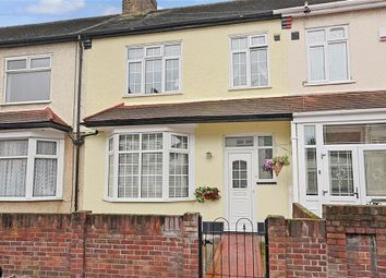 Thumbnail 3 bed terraced house for sale in Johnstone Road, East Ham, London