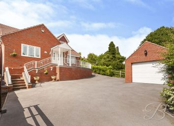 Thumbnail 3 bed detached bungalow for sale in Newlands Road, Forest Town, Mansfield