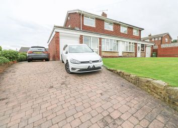 Thumbnail 3 bed semi-detached house for sale in Chesmond Drive, Blaydon-On-Tyne