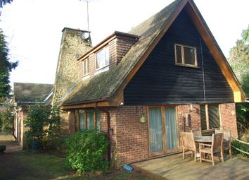 Thumbnail 3 bedroom detached house for sale in Silverbirches Lane, Aspley Heath, Woburn Sands