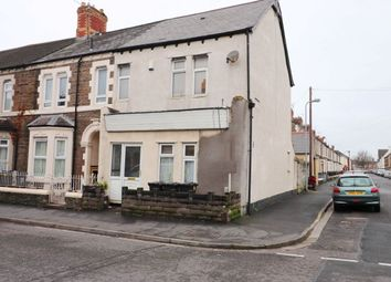 Thumbnail 5 bed flat for sale in Habershon Street, Splott, Cardiff