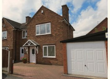 Thumbnail 3 bed end terrace house for sale in Hayes Crescent, Frodsham