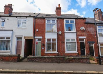 Thumbnail 3 bed terraced house for sale in Murray Road, Sheffield