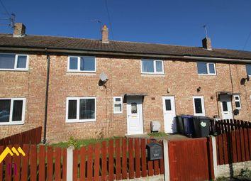 Thumbnail 3 bedroom terraced house to rent in Hampden Crescent, Lindholme, Doncaster