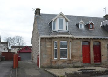 Thumbnail 4 bed semi-detached house for sale in Talbot Street, Grangemouth, Falkirk