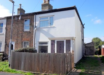 Thumbnail 2 bed end terrace house for sale in Custom House Street, Sutton Bridge, Spalding, Lincolnshire