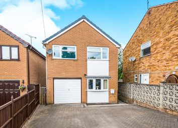 Thumbnail 3 bed detached house for sale in Sunley Drive, Hednesford, Cannock