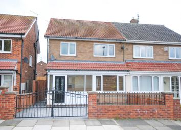 Thumbnail 3 bed semi-detached house for sale in Beresford Avenue, Hebburn