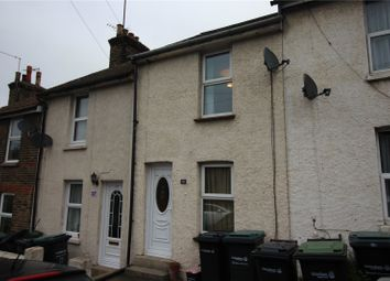 Thumbnail 3 bed terraced house to rent in Railway Street, Northfleet, Gravesend, Kent