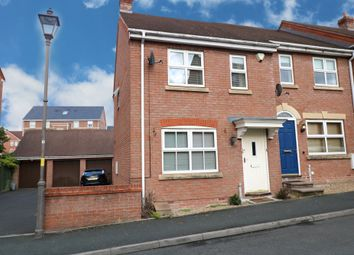 Thumbnail 3 bed town house for sale in Old Dickens Heath Road, Dickens Heath, Shirley, Solihull