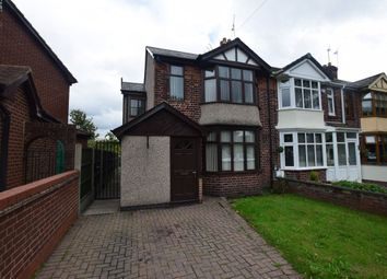 Thumbnail 3 bed terraced house to rent in Woodway Lane, Potters Green, Coventry