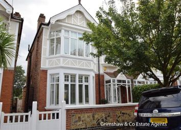 Thumbnail 3 bed flat to rent in Fordhook Avenue, Ealing Common, London