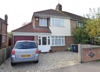 Thumbnail 4 bed semi-detached house for sale in Kempston, Beds