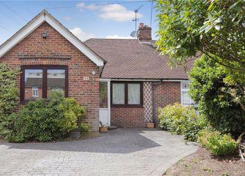 Thumbnail 4 bed semi-detached bungalow for sale in Rectory Lane, Byfleet, West Byfleet