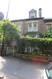 Thumbnail 5 bedroom terraced house to rent in Heeley Bank Road, Sheffield