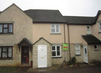 Thumbnail 2 bed terraced house to rent in Beauchamp Close, Fairford