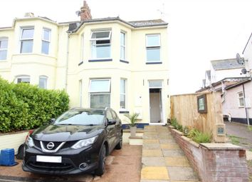 Thumbnail 2 bed flat for sale in Lawn Road, Exmouth