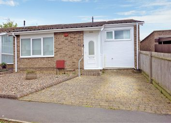 Thumbnail 2 bed semi-detached bungalow for sale in Chichester Road, Halesworth, Suffolk