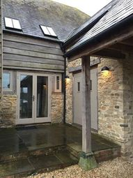 Thumbnail 1 bedroom barn conversion to rent in Bourton, Swindon
