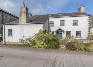 Thumbnail 6 bed farmhouse for sale in The Farmhouse, Cartmel Fell, Grange-Over-Sands