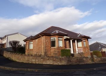 Thumbnail 3 bedroom detached bungalow to rent in Hillend Drive, Greenock