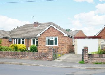 Thumbnail 3 bed semi-detached bungalow for sale in Main Street, Knapton, York