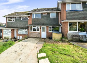 Thumbnail 3 bed terraced house for sale in Rosemary Gardens, Paignton