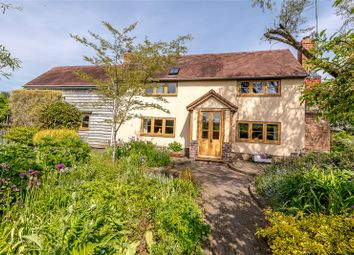 Thumbnail 4 bed detached house for sale in School Lane, Brimfield, Ludlow, Shropshire