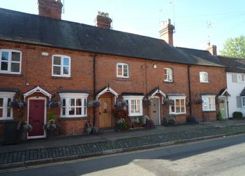 Thumbnail 3 bed cottage to rent in Warwick Road, Henley In Arden