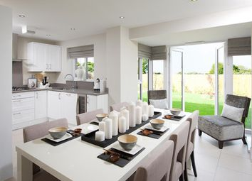 "Thumbnail 4 bedroom detached house for sale in ""Somerton"" at Station Road, Methley, Leeds"