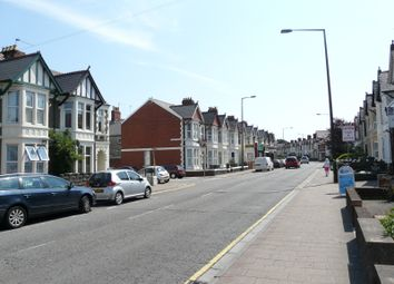 3 bed flat to rent in Whitchurch Road, Heath, Cardiff CF14