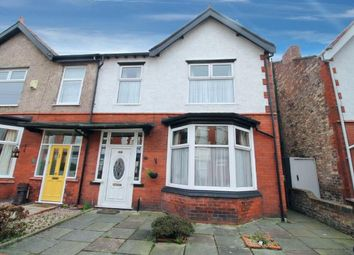 Thumbnail 4 bedroom semi-detached house for sale in Alexandra Road, Crosby, Liverpool