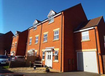 Thumbnail 4 bed semi-detached house for sale in King Cup Drive, Huntington, Cannock, Staffordshire