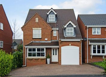 Thumbnail 5 bed detached house for sale in Sister Dora Avenue, St Matthews, Burntwood