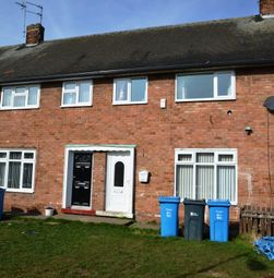 Thumbnail 3 bedroom terraced house for sale in Frome Road, Longhill, Hull