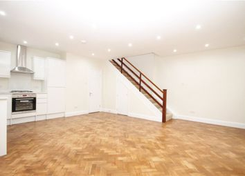 Thumbnail 2 bed semi-detached house to rent in Paddenswick Road, Hammersmith