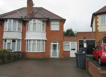 Thumbnail 3 bed semi-detached house to rent in Elizabeth Road, Sutton Coldfield