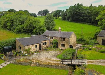 Thumbnail 3 bed farmhouse for sale in Lindbrook Farm, Lindway Lane, Brackenfield