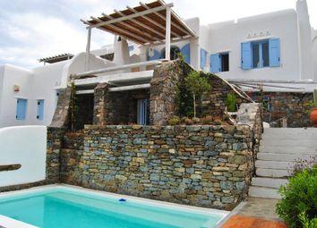 Thumbnail 3 bed villa for sale in Choulakia, Mykonos, Cyclade Islands, South Aegean, Greece