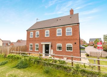 Thumbnail 4 bedroom detached house for sale in Ross Crescent, Inkberrow, Worcester