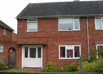 Thumbnail 1 bed flat for sale in Harper Avenue, Wednesfield, Wolverhampton