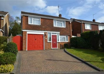 Thumbnail 3 bed detached house for sale in Abbey Way, Farnborough, Hampshire