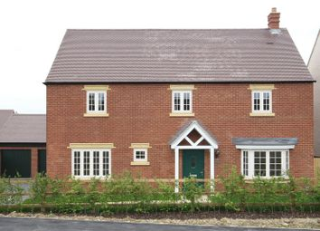 Thumbnail 4 bed detached house for sale in Carpenter's Place Northampton Road, Brackley