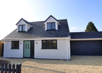Thumbnail 3 bed detached bungalow for sale in The Laurels, Beachley Road, Chepstow
