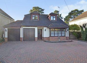 Thumbnail 4 bed property for sale in Braeside Road, West Moors, Ferndown