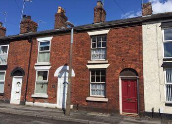 Thumbnail 2 bedroom terraced house for sale in Bridge Street, Macclesfield