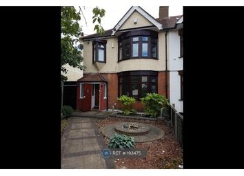 Thumbnail 3 bed semi-detached house to rent in Fimley Road, Ilford, Great London